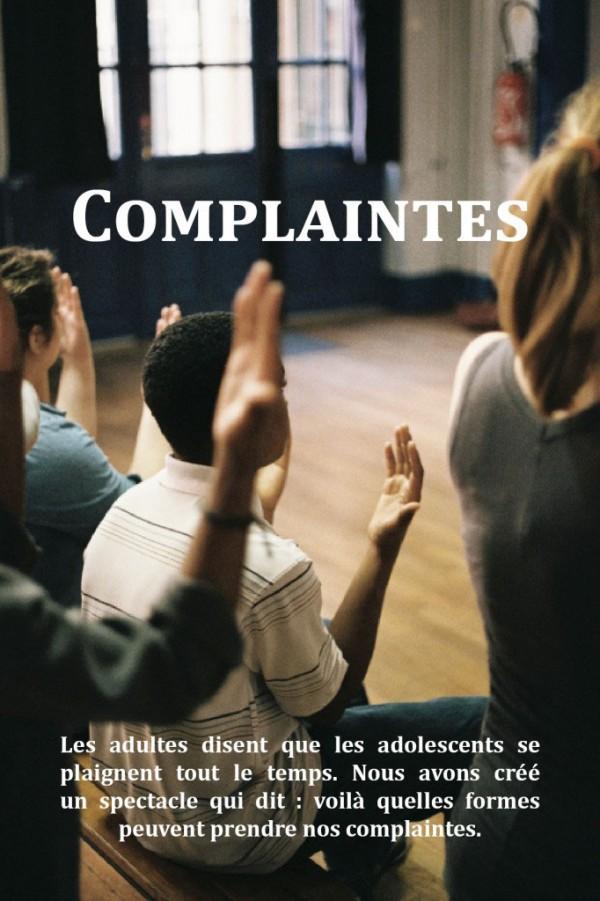 Complaintes